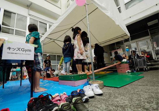 中野南口わいわい祭り