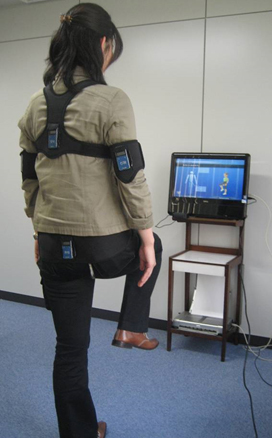 3D姿勢分析